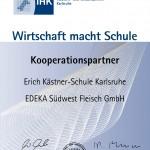 13565 IHK Aufkleber Erich Kästner Schule